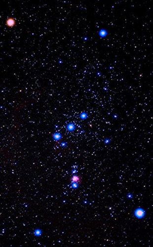 The Constalltion of Orion