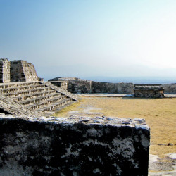 Temple of the Moon at Xochicalco