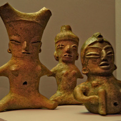 Femininas de Ceramica from the Tlatilco Region