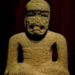 An Olmec Statue of the Were-Jaguar