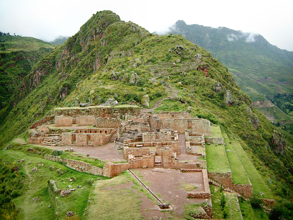 Ceremonial Centre at Pisac