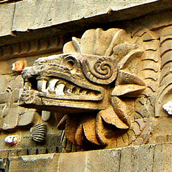 W2-0035C - Feathered Serpent