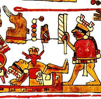Fig. SC1 - Excerpt  from the Selden Codex