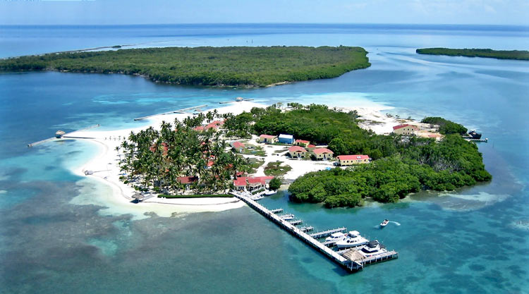 Belize--Turneffe-Island