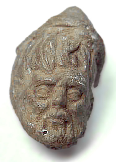 Roman Head found at Calixtlahuaca