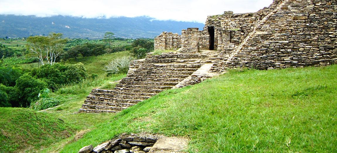 Maya City Of Tonina Uncovered History