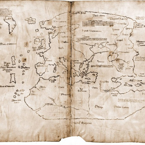 The Viking Vinland Map