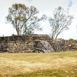 Temple of Tezcatlipoca at Teopanzolco