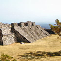 Pyramid of the Stelae at Xochicalco