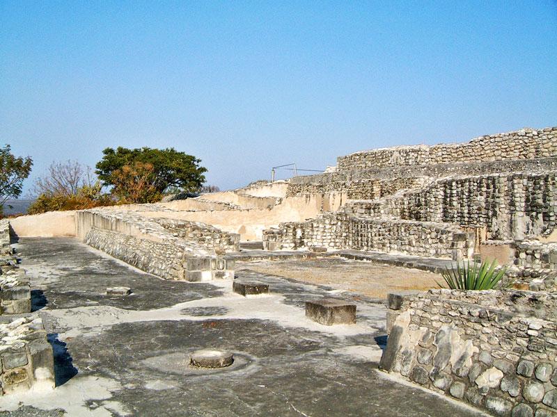 Acropolis at Xochicalco