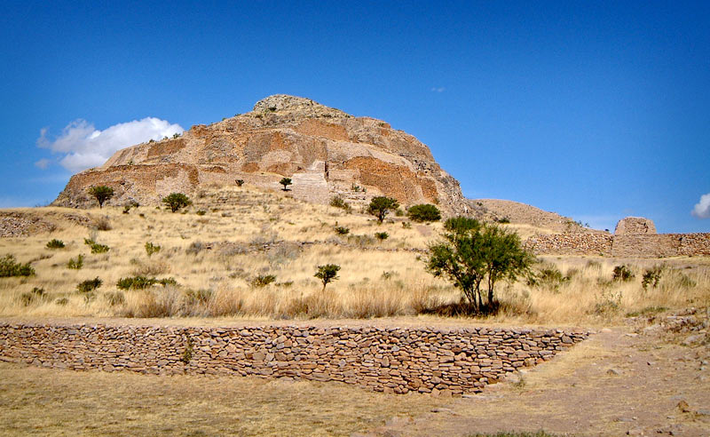 The Citadel of La Quemada