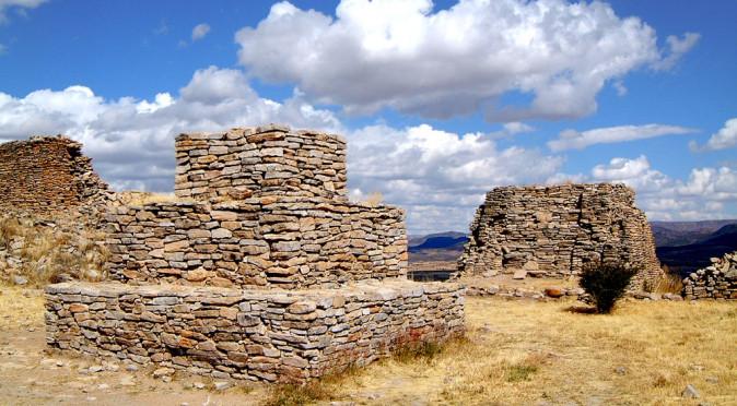 La Ciudadela at La Quemada