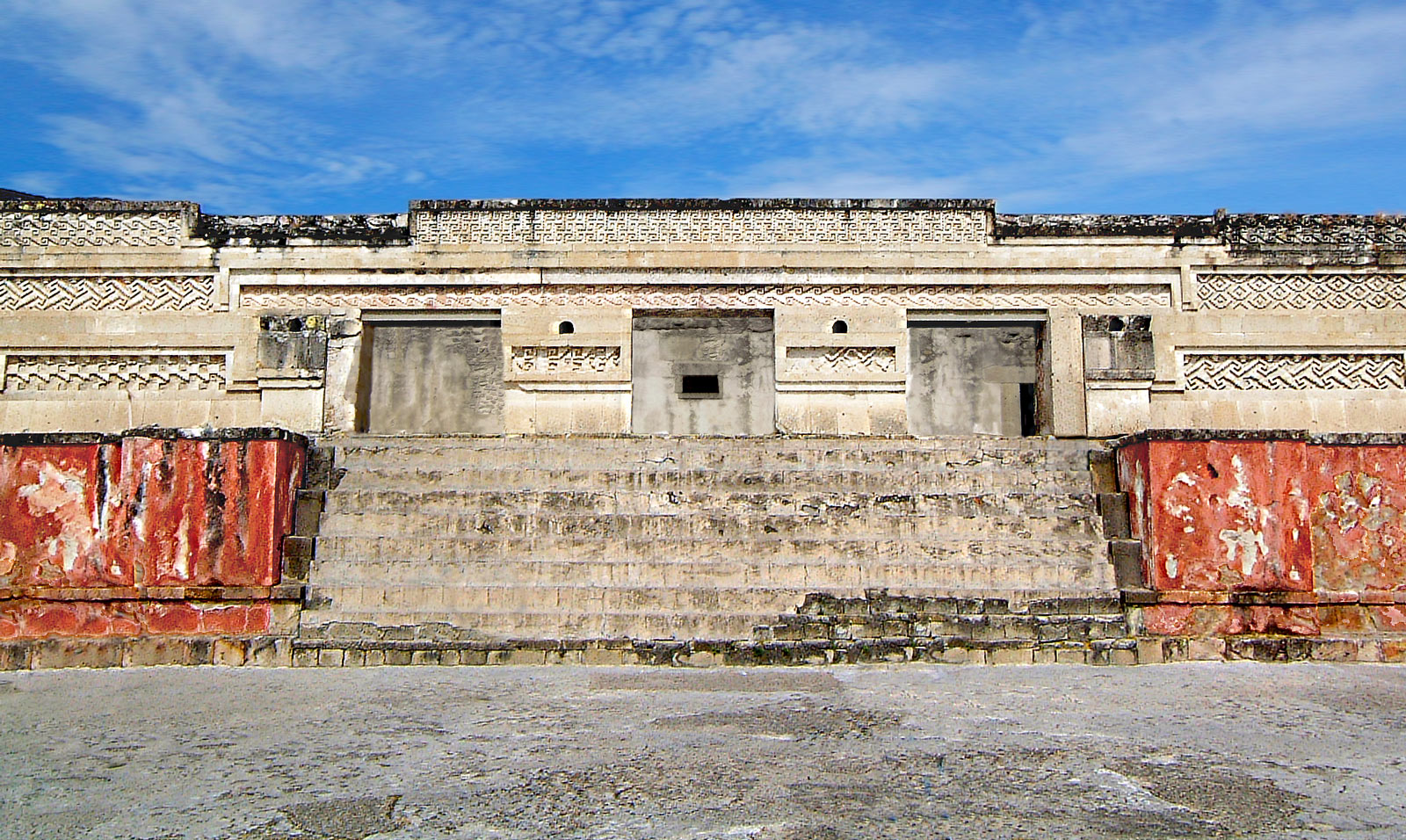 Building 7, known as The Palace Of Pezelao, Mitla