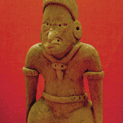 A Statue from the Valley of Tlatilco