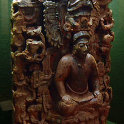 Shrine of Teapa from the Carlos Pellicer Camara Museum