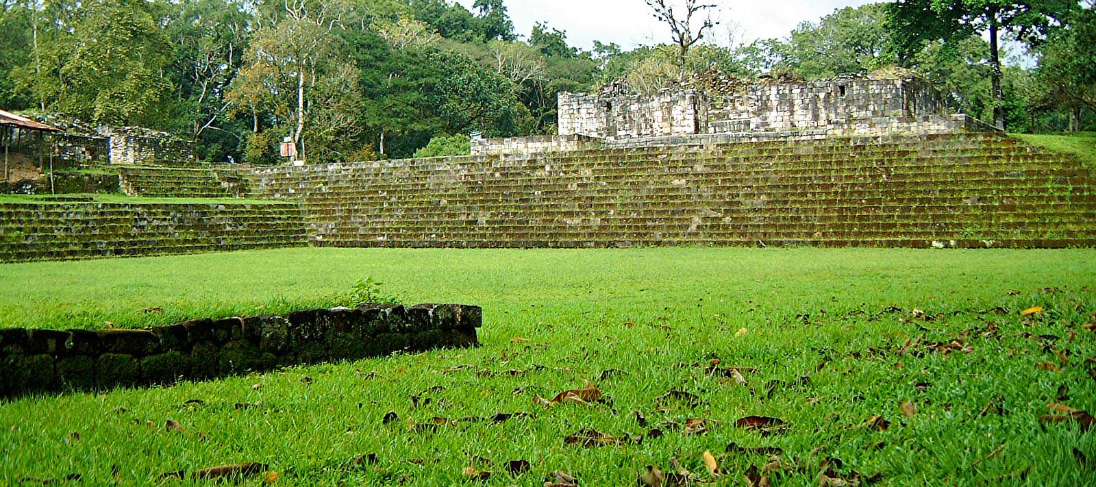 Quirigua, Structure 1B-5