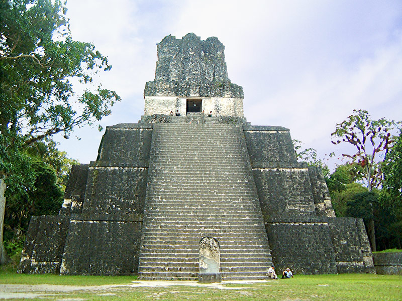 Temple of the Two Jaguars