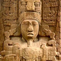 Stela D at Quirigua