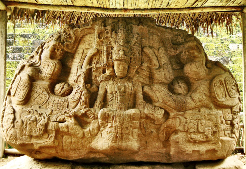 The Zoomorphs of Quirigua | Uncovered History