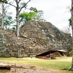 Templo 16 at Copan