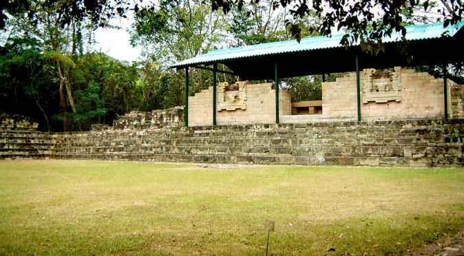 Structure 82 at Las Sepulturas