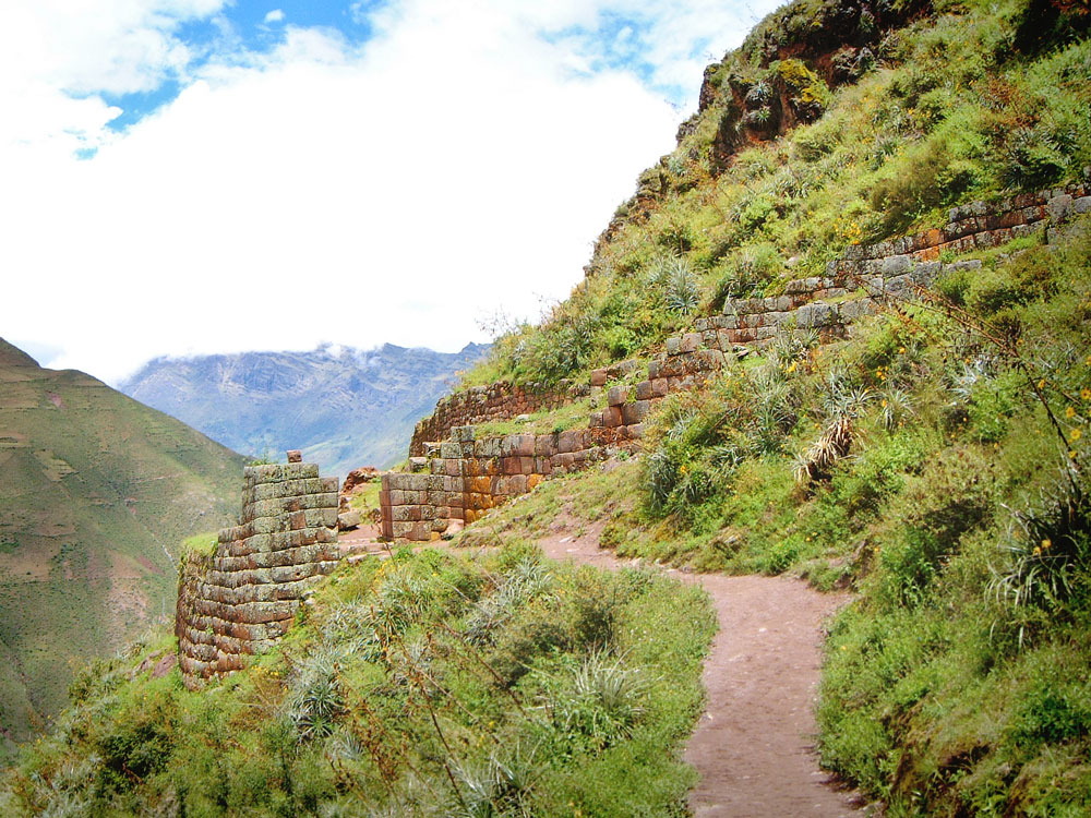 Gateway Checkpoint at Pisac