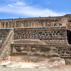 Palace of the Jaguars at Teotihuacan