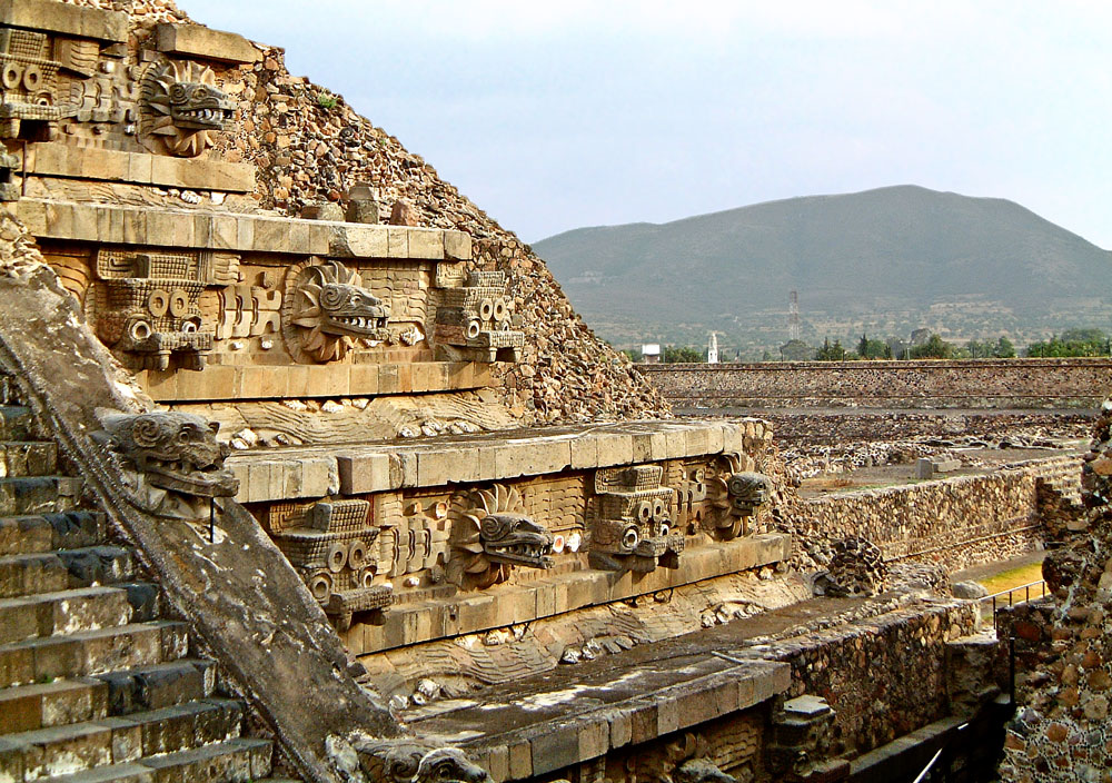 Teotihuacan: Temple of the Feathered-Serpent | Uncovered History