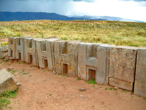 H-Blocks at Puma Punku