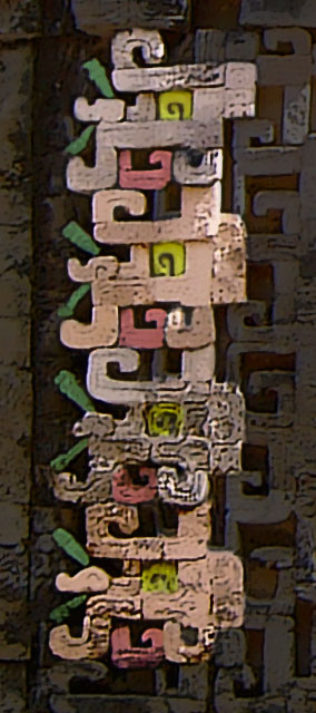 Figure X0674CM - Stacked Masks from Structure II