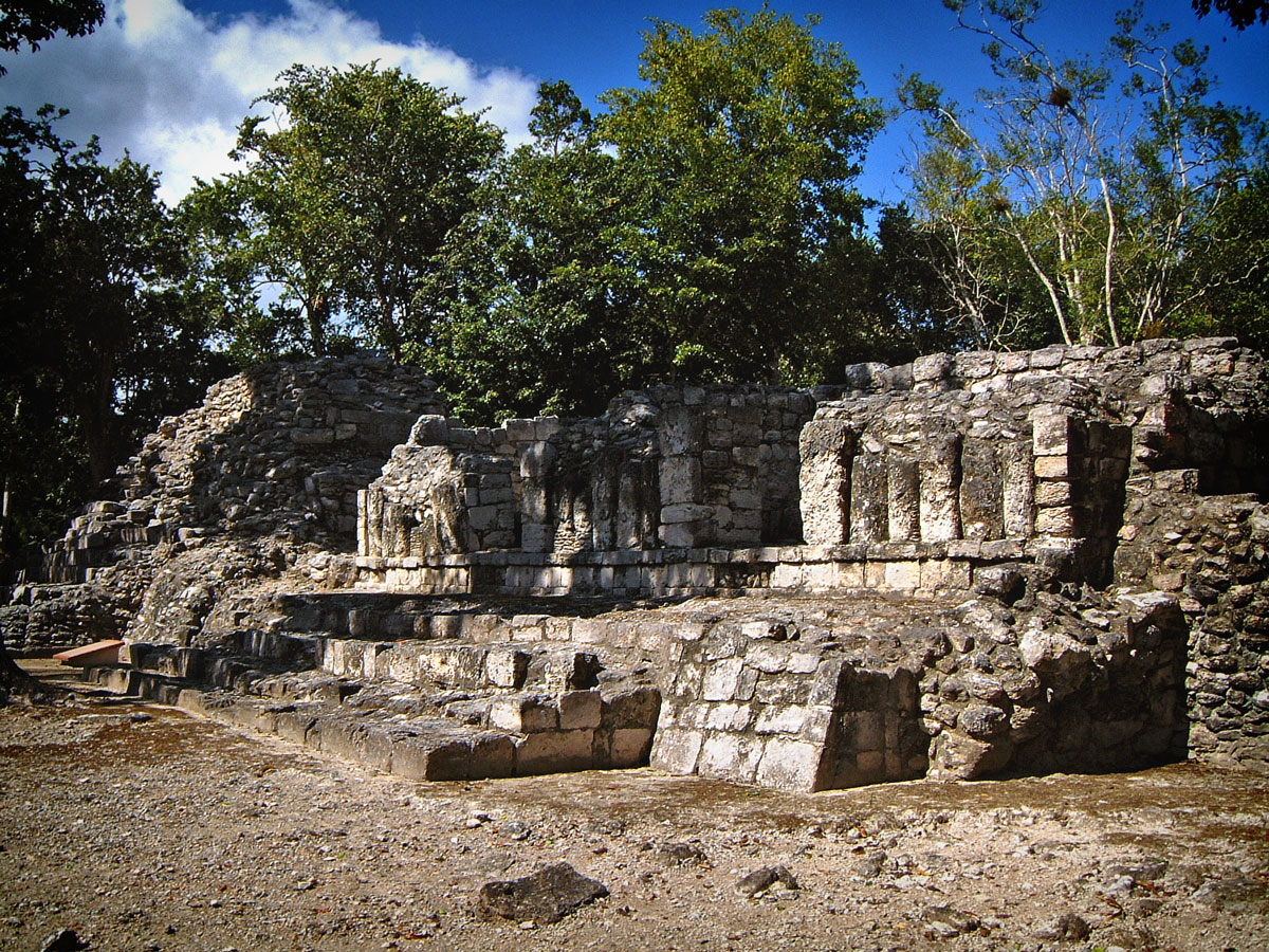 Chicanna Structure III